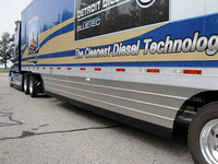 AeroSaver Classic Side Skirt 48' Trailer