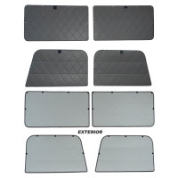 Freightliner Premium Window Covers