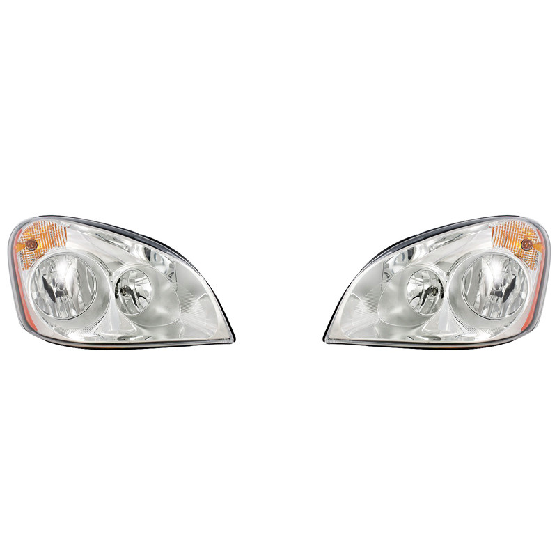 Freightliner Cascadia Headlights A06-51907-006 A06-51907-007
