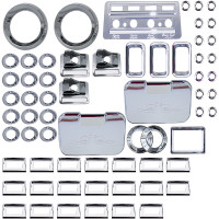 Kenworth 2002-2005 Dash Kit Side A