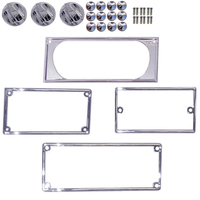 Kenworth 2002-2006 Dash Kit Part One B-1