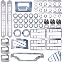Peterbilt 379 2001-2005 Complete Dash Kit