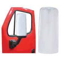 Freightliner Cascadia Chrome Mirror Cover