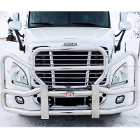 Freightliner Cascadia Big Front Grill Guard