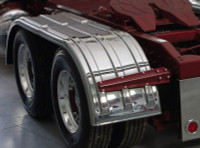 Minimizer 900 Series Chrome Poly Fenders