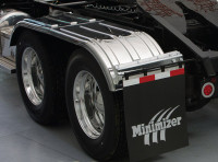 Minimizer 4000 Series Chrome Poly Fenders