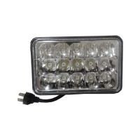 Rectangular High Power CREE LED Headlight