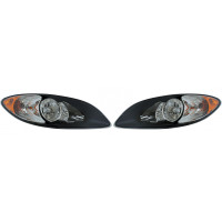 International ProStar Headlights Both Sides