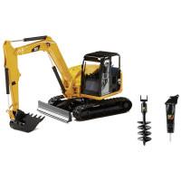 Caterpillar 308E2 Mini Hydraulic Excavator Plus Work Tools