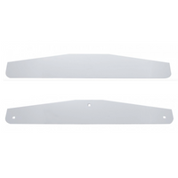 Chrome Bottom Mud Flap Weight