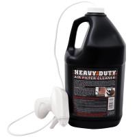K&N Heavy Duty Air Filter Cleaner Back