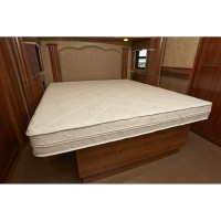 "Truck And RV Luxury Deluxe 8"" Memory Foam Mattress In RV"