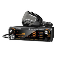Uniden Bearcat CB Radio With SSB And 7 Color Display