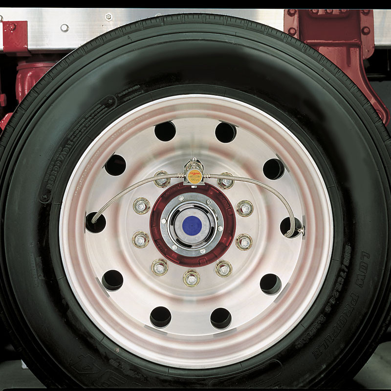 Dual Wheel Parts : Crossfire dual tire pressure equalization monitoring