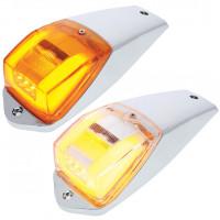 24 LED Rectangular GLO Cab Light Lit