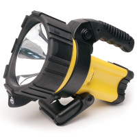 RoadPro Cordless Rechargeable Spotlight With Path Light