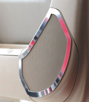 Kenworth T680 T880 Cab Door Speaker Trims
