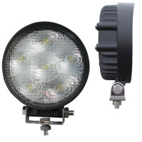 "3"" Round Mini 5 Diode LED Flood Work Light"