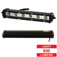 "6"" Mini 6 Diode LED Flood Work Light Bar"