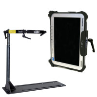 Universal Over The Road Truck Mount With ToughPad Mounting Station