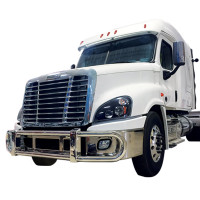 Freightliner Cascadia Big Front Grill Bumper Guard