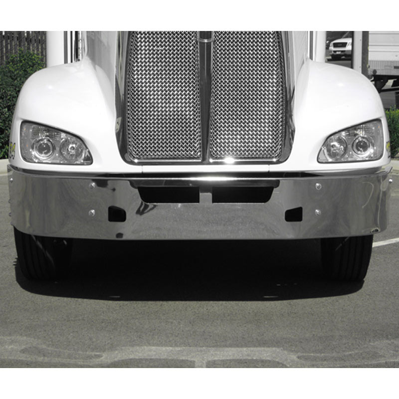 Valley Chrome Bumpers : Kenworth t front bumper  by valley chrome
