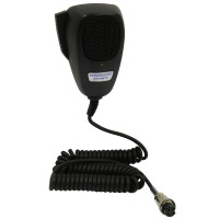 RoadPro 4-Pin Noise Cancelling CB Microphone