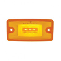 Freightliner GLO 11 LED Cab Light - Amber