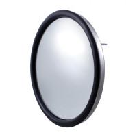 """8 1/2"""" Chrome Convex Mirror"""