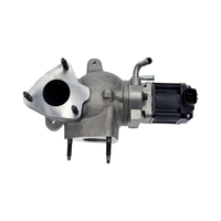 International Heavy Duty EGR Valve - Side