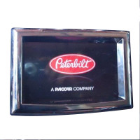 Lifetime Chrome Peterbilt GPS Chrome Cover 2012 And Newer
