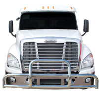 Freightliner Cascadia 2008-2016 Tuff Guard II Grille Guard on truck