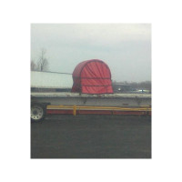 6' Steel Coil Tarp Bag