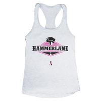 Hammer Lane Breast Cancer Awareness Ladies Tank Top