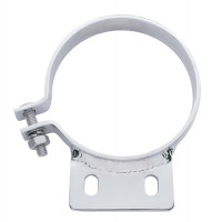 "7"" Stainless Peterbilt Exhaust Clamp"