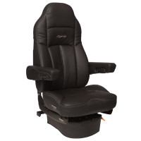 Legacy LO Two Tone DuraLeather Seat With Armrests