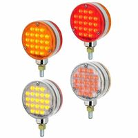 "4"" Smart Dynamic Double Face LED Pedestal Light"