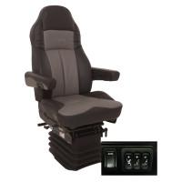 Legacy Gold Tufftex Highback Truck Seat
