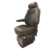 Air Chief Synthetic Leather Truck Seat By Knoedler Manufacturers