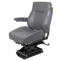 Falcon Vinyl Lowback Truck Seat By Knoedler Manufacturers