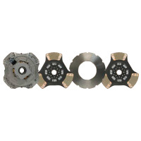 "14"" x 2"" Standard Angled Heavy Duty Clutch Kit DAN107034-61"