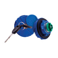 Heavy Duty Locking DEF Cap For Semi Trucks