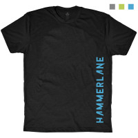 Hammer Lane Vertical Logo T-Shirt