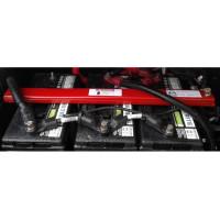 High Security Battery Lock Bar In Truck