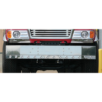 Mack CV713 Replacement Bumper With Mount Holes Only By Roadworks