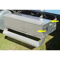 "International 9900 48.3"" Battery Or Tool Box Trim"