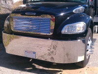 Freightliner M2 106 112 Business Class Louvered Grill