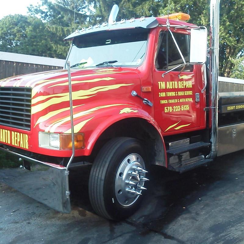 International 4000 Series Sun Visor