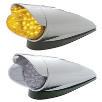 Torpedo Cab Light Grakon 1000 Style Amber LED With Visor