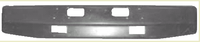 Ford LT LN Chrome Bumper With Fog Light Holes '70 - '77